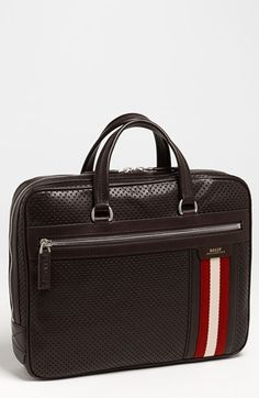 Bally 'Offery' Briefcase (