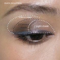 How to use Duos, Trios, Quads, Quintets???! (A few... - The Makeup Box