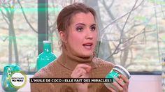 L'huile de coco : elle fait des miracles !