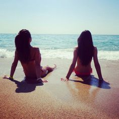 #friends#beach