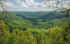 Where Are the Ozarks Located | Ozark Valley Spring - May 2009 - Featured Image at MarkCorder.com