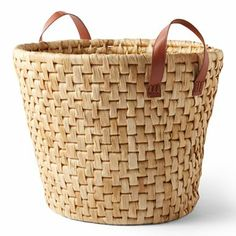 @Michael Graves Design Natural Corn Husk Storage Basket