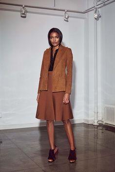 Guarda la sfilata di moda Cushnie et Ochs a New York e scopri la collezione di…