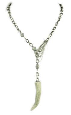 Antler & Diamonds -- Nan Fusco jewelry