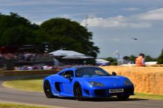 Pictorial: 2015 Goodwood Festival of Speed-The $330,000.00 650 hp twin turbo Noble