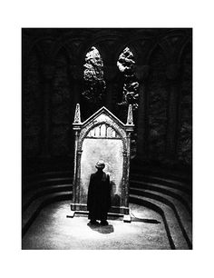 Harry Potter and the Philosopher's Stone. The mirror of erised. Quirinus Quirrell