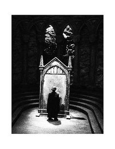 Harry Potter and the Philosopher's Stone. The mirror of erised. Quirinus Quirrell