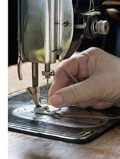 Heavy duty. (Photo on fStop by Vladimir Godnik) #photography #sewing