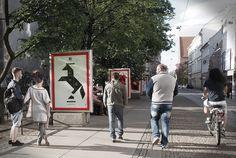 """Artur Skowronski """"Układy i układanki"""" Galeria uliczna Szewska Pasja Wrocław 2015"""