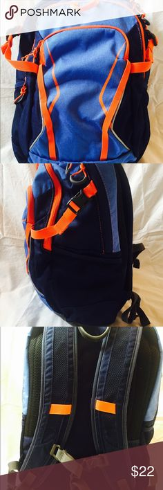 Lands' End Kids Backpack Lands' End Kids Backpack in excellent condition!   Has inner padded pocket for laptop. 2 zippered exterior pockets And 2 netted pockets for drink bottles. Straps are padded.                                                                          16 inches tall.                                                             14 inches wide.                                                     Excellent for back-to-school!!!!!! Lands' End Other