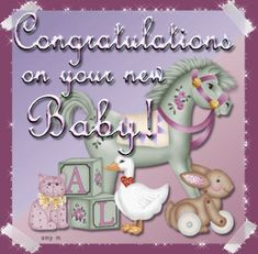 ᐅ Top 53 New Baby images, greetings and pictures for WhatsApp Congratulations For New Baby, Congratulations Pictures, Baby Glitter, Baby Blessing, Baby Images, Baby Boy Or Girl, Birthday Favors, Felt Hearts, Birthday Greetings