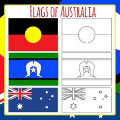 aboriginal and torres strait art - Ecosia Aboriginal Art For Kids, Aboriginal Flag, Aboriginal Education, Indigenous Education, Aboriginal History, Aboriginal Culture, Aboriginal Tattoo, Naidoc Week Activities, Australia Day