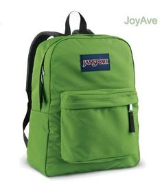 JANSPORT SUPERBREAK BACKPACK SCHOOL BAG - Hedge Green- 9EU by JanSport. Save 39 Off!. $27.40. 100% Authentic guaranteed.  New with tags   Head out the door with everything you need in the JanSport® Superbreak Backpack. It features straight-cut, padded shoulder straps and a padded back panel for added comfort when you are carrying your belongings. The one large main compartment makes packing and unpacking easy and simple.     Product Details  * Straight-cut, padded shoulder straps ...