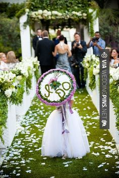 Yes - Flower Girl Parasol | Dream Wedding | CHECK OUT MORE GREAT FLOWER GIRL AND RING BEARER PHOTOS AND IDEAS AT WEDDINGPINS.NET | #weddings #wedding #flowergirl #flowergirls #rings #weddingring #ringbearer #ringbearers #weddingphotographer #bachelorparty #events #forweddings #fairytalewedding #fairytaleweddings #romance