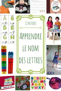 Learning the French alphabet Montessori Activities, Alphabet Activities, Kindergarten Activities, Preschool, Teaching Reading, Learning, French Alphabet, French Teaching Resources, Teaching French