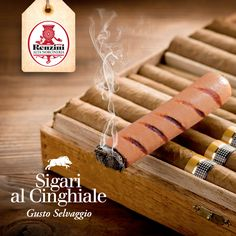 Day against smoking, choose our board cigars instead!