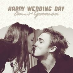 Tom and Giovanna Fletcher aka the cutest couple alive..