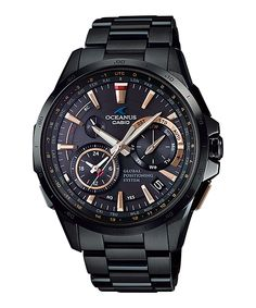 Three New Casio Oceanus Models To Feature Hybrid Timekeeping System Merging GPS And Radio Signal Syncing Watch Releases Amazing Watches, Cool Watches, Rolex Watches, Wrist Watches, G Shock Watches, Casio G Shock, Stylish Watches, Luxury Watches For Men, Casio Oceanus
