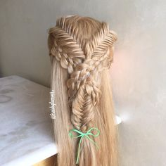 Fishtails and five strand braids