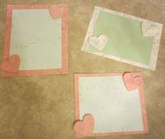Win these vintage shabby chic style cards.