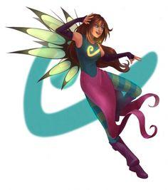 Irma Lair by on DeviantArt Cartoon Kunst, Cartoon Art, Disney Channel, Disney Magazine, Fantasy Magic, Witch Series, Unicorns And Mermaids, Bd Comics, Witch Art