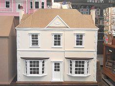 georgian houses with bay windows - Google Search Bay Windows, Front Windows, Georgian House, House Front, Houses, Mansions, Google Search, House Styles, Ideas