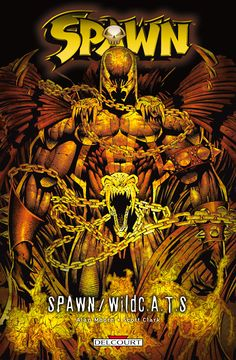 Buy Spawn - Wildcats by Alan Moore and Read this Book on Kobo's Free Apps. Discover Kobo's Vast Collection of Ebooks and Audiobooks Today - Over 4 Million Titles! Comic Book Covers, Comic Book Heroes, Comic Books Art, Comic Art, Spawn Comics, Arte Dc Comics, Marvel Vs, Marvel Comics, Nostalgic Art