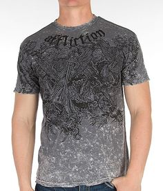 Affliction Angels T-Shirt Bling it up
