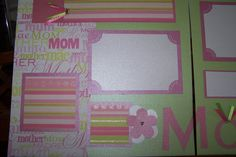 Hey, I found this really awesome Etsy listing at https://www.etsy.com/listing/128906705/mom-12-x-12-premade-scrapbook-pages-in