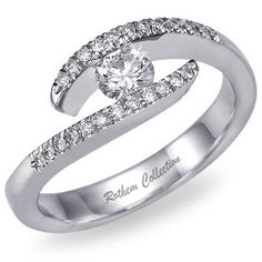 i think this is such a pretty ring - Nice Wedding Rings