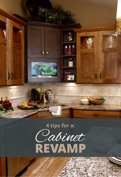 Paint, texture, storage and more. Revamping your cabinets doesn't have to be a daunting task. See our tips for Cabinet Revamp here: http://www.nonns.com/press/promotions/showplace-cabinetry-tips-fall-2016/