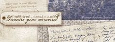 Coming soon from Maja Design Paper: Vintage Autumn Basics