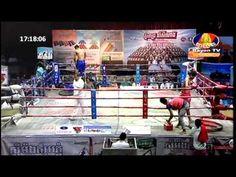 Khmer Boxing | Bayon TV Cambodian Traditional Boxing | April 24, 2015 Pa...