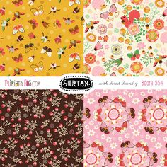 Miriam Bos - Surtex 2015 preview