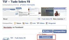 Publique no mural da sua página do Facebook para fãs específicos : Tudo Sobre Facebook