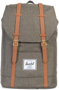 0b8dbcf34ad1b Herschel Supply Co. Retreat Rugzak - Canteen Crosshatch