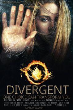Divergent - Movie Review.
