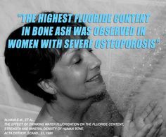 The dangers of fluoride