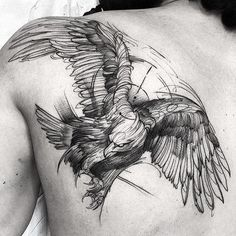 Eagle  @inkonik_tattoo_studio  #electricink
