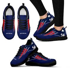 The NEP Logo V2 Style Women's Sneakers