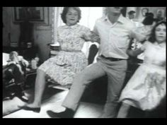 """CLOGGING in Appalachia...I did this every Saturday night at """"The Barn"""" in Jackson County, WV when I was in high school.  :-)"""