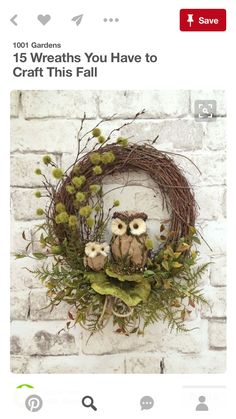 Fall Owl Wreath, Fall Wreath for Door,Fall Decor, Fall Door Wreath, Front Door W… – Diy Fall Decor – Door hanger Owl Wreaths, Holiday Wreaths, Mesh Wreaths, Thanksgiving Wreaths, Yarn Wreaths, Winter Wreaths, Floral Wreaths, Spring Wreaths, Halloween Door Wreaths