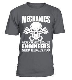 T shirt  Mechanic  fashion trend 2018 #tshirt, #tshirtfashion, #fashion