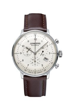 JUNKERS - Men's Watches - Junkers Bauhaus - Ref. 6086-5: Watches: Amazon.com
