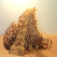 Architect's future 'Vegetal Cities' merge nature with the man-made (Video) : TreeHugger