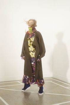 Colville Fall 2019 Ready-to-Wear Fashion Show Collection: See the complete Colville Fall 2019 Ready-to-Wear collection. Look 7 Ugly Outfits, Stylish Outfits, Stylish Clothes, Vogue, Ethnic Print, Matches Fashion, Fashion Show Collection, Models, Ready To Wear