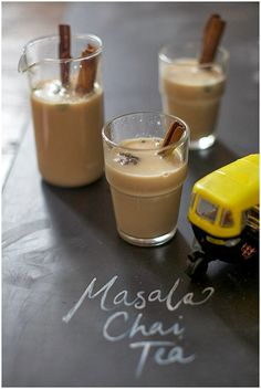 Cinnamon Sticks & Chai Masala Tea - Fuggle Antics