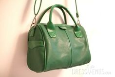 Cute Handbags Green  Women's Bag