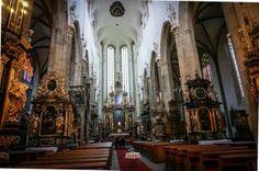 Prague, Czech Republic Old Town. Tyn Church