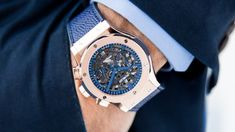 Hublot will release a luxury smart watch for $ 5200 Accessories Android Rumors Wearable devices AndroidInsider | #Tech #Technology #Science #BigData #Awesome #iPhone #ios #Android #Mobile #Video #Design #Innovation #Startups #google #smartphone |
